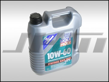 Motor Oil (Synthetic) LiquiMoly Synthoil Race Tech GT1 (10w60) 5 Liter -2024