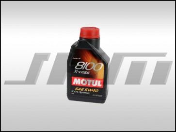 Motor Oil (Synthetic) Motul X-cess (5w40) 1 Liter -8100