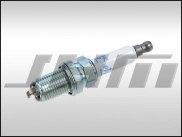 Spark plug, Iridum IX NGK (One-Step Colder) for 3.0T FSI V6