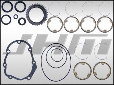 01E 6-speed Full Rebuild Kit (OEM) w/ OEM Updated 1-2 Collar