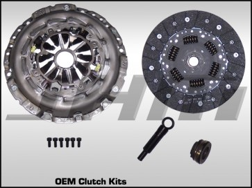 Clutch Kit (Luk-OEM) (fits B6 S4 as an upgrade and must use B7 or JHM flywheel) for 05.5 and up B7 S4