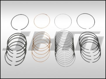 Piston Ring Set of 6 for 2.7t (Goetze-OEM)