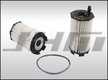 Oil Filter (MAHLE-OEM) for B7 RS4, R8, Q7, C6 A6, D3-D4 A8, B8 S5-RS5, Touareg w V8 and R8, C6 S6, D3 S8 w V10