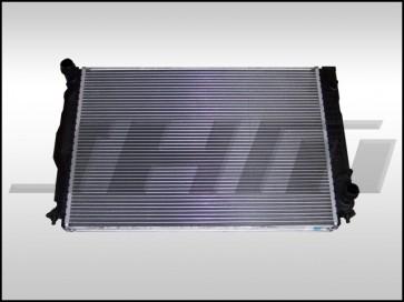 Radiator (OEM-BEHR) For B5 Passat, B5 A4 and C5 A6 w 2.8l V6 and Manual Trans