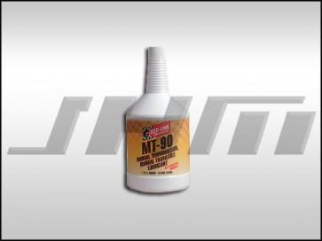 Gear Oil for Manual Trans 75w90(Synthetic) Red Line MT-90 -Quart