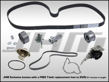 JHM 2.8l Timing Belt Kit with Free Installation Video