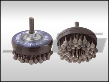 Rotor Hone Attachment or Flex Hone for Drill Gun