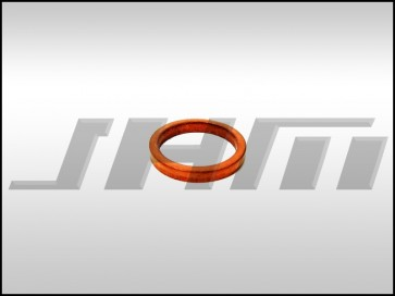 Sealing washer, Copper DOUBLE THICK (14mm ID, 18mm OD) for STAND OFF on 2.7t turbos and other Audi-VW turbos