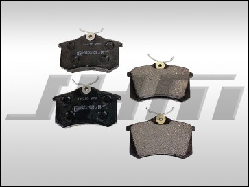 Brake Pad Set, Rear (Pagid) for B5-A4