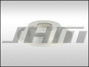 Brake Rotor, Rear (Textar) Each for B5-A4