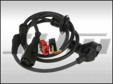 Wheel Speed Sensor, ABS, Front, Left-Right Side (Meyle) for B5-S4, C5-A6 (00-02), S6