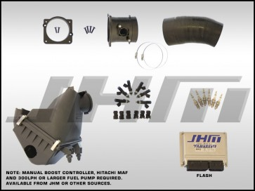 JHM Tune and Fueling Kit, Stage 3 for JHM RS6-Rs on 2.7T w JHM 90mm MAF and 650cc EV14s - NO AIRBOX