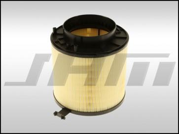 Intake Air Filter,(Mahle) for B8 A4-A5-S4-S5, Q5-SQ5 3.0T-3.2L-4.2L
