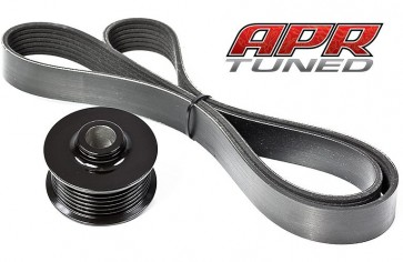 Supercharger DRIVE Pulley Upgrade 57.75mm (APR) for B8-B8.5, S4-S5, C7 A6-A7 and B8 Q5-SQ5 3.0T FSI