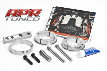 Supercharger DRIVE Pulley Upgrade Installation Kit (APR) for B8-B8.5, S4-S5, C7 A6-A7 and B8 Q5-SQ5 3.0T FSI