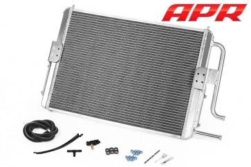 Supercharger Coolant Performance System - CPS (APR) Front Mount Radiator for B8-B8.5, S4-S5, C7 A6-A7 and B8 Q5-SQ5 3.0T FSI