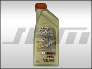 Motor Oil, (OEM) CASTROL EDGE PROFESSIONAL (0W20 LONG LIFE IV) -1 LITER
