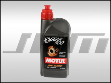 Gear Oil for Manual Trans-Rear Diff, 75w90 (Gear 300 Motul) 1 Liter