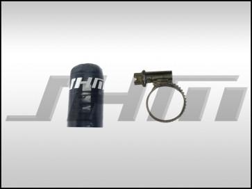 "Coolant Cap (JHM) SILICONE 16mm (5/8"") w clamp"