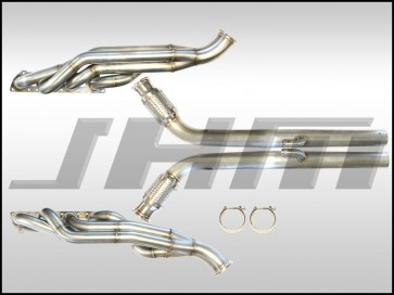 Exhaust - Headers - JHM Mid-Length, Version 2 (Stainless Steel) C5-allroad 4.2L
