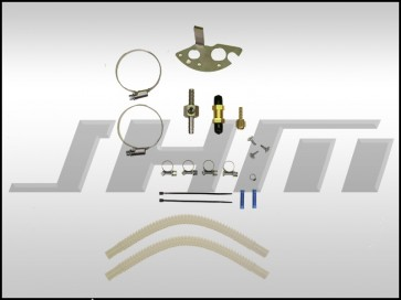 JHM Fuel Pump Drop-In Adapter and hardware kit for B7 A4-RS4 (Source Your Own Pump)