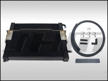 Heat Exchanger Kit (BLACK CORE) Bolt-On - Performance Multi-Pass (JHM) for Audi B8-B8.5 S4-S5-Q5-SQ5 and C7-C7.5 A6-A7-S6-S7 3.0T-4.0T