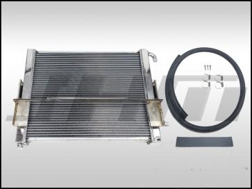 Heat Exchanger Kit (SILVER CORE) Bolt-On Performance Multi-Pass (JHM) for 4L Audi Q7 3.0T