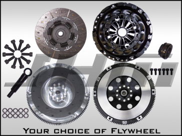 JHM Lightweight Flywheel (Aluminum) and Clutch Combo for B7 RS4