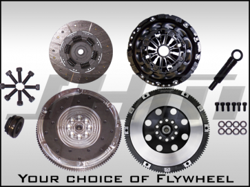 JHM Lightweight Flywheel (Aluminum) and Clutch Combo for 04 and up B6-B7 S4