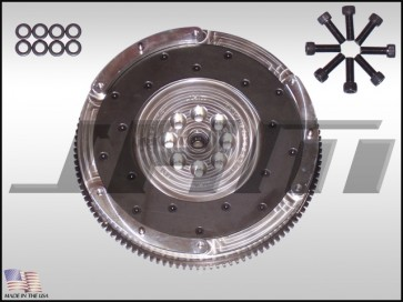 JHM Aluminum Lightweight Flywheel for B5-S4, B6-A4 3.0L and C5 A6-allroad w 2.7T (for use w/ B7-RS4 PP)