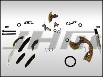 JHM Timing Chain Service Kit (OEM) for B6-B7 S4, C6 A6 and C5 allroad w chain 4.2L 40v - BASIC