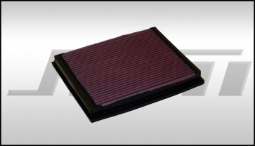Air Filter (K&N) for B5 A4-S4, C5 A6-Allroad w 2.7t