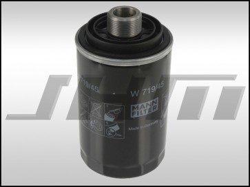 Oil Filter (Mann) for 08+ Audi B8 A4-A5-Q5-allroad, A3, A6, TT,and VW w 2.0T TFSI and TSI