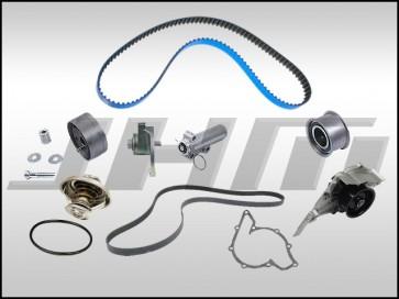 Timing Belt Kit (JHM w GATES BLUE RACING T-belt) for VW Passat, B5 A4 and C5 A6 w 2.8l V6 30v