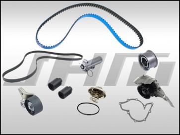Timing Belt Kit (JHM w GATES BLUE RACING T-belt) late 2001-2004 C5-A6 and C5-S6 4.2l V8