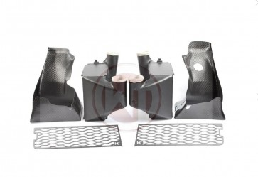 Intercooler Kit - Side Mount, SMIC (Wagner Tuning) for C5-RS6 4.2T, With Shrouds (US SPEC)