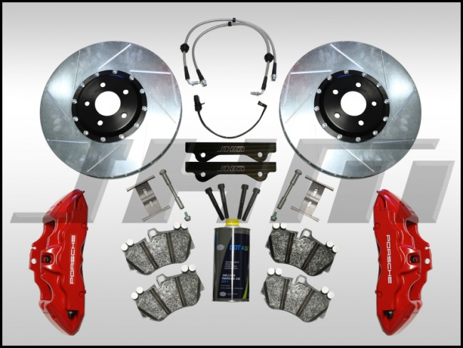 Audi B8 A4 S4 A5 S5 Stasis 370mm Rotor Hats