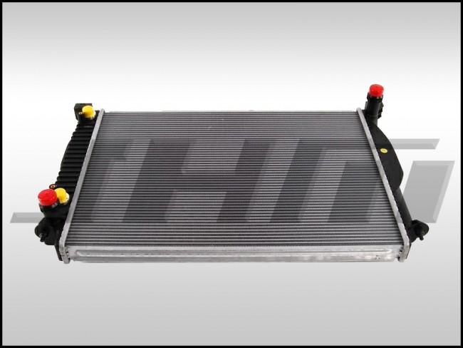 audi radiator main oem for b6 b7 s4 with manual transmission rh jhmotorsports com Audi A5 Manual Audi A5 Manual