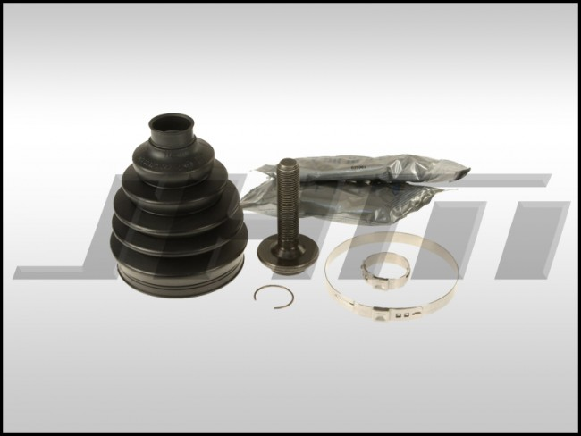 CV Boot Kit, Front, Outer (OEM-GKN) for B7-A4 2 0T quattro w/ Manual  Transmission