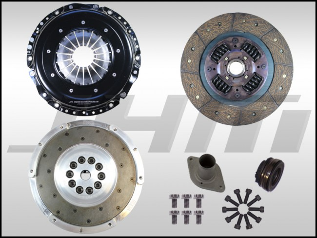 JHM R Series Lightweight Flywheel and Clutch Combo for B8 A4-A5 2 0T-3 2L  FSI