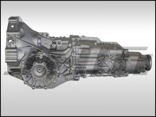 Transmission Rebuilt - 0A3 MT (JHM-Performance) for B7-RS4 with Updated 1-2  Collar, 2nd Gear