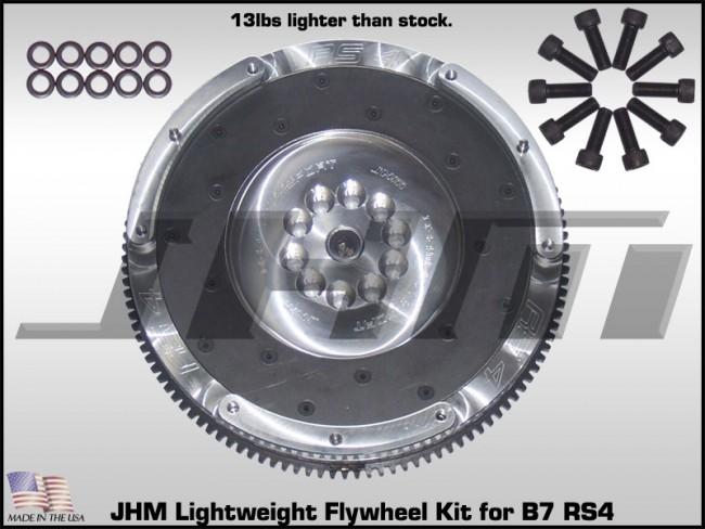 audi jhm lightweight flywheel for b7 rs4 rh jhmotorsports com 2008 Audi Q7 2008 Audi RS4 Tuning