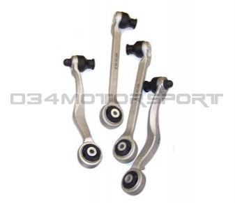 Front Upper Control Arm Kit - Density Line (034) for B5-B6-B7 A4-S4-RS4,  C5-A6