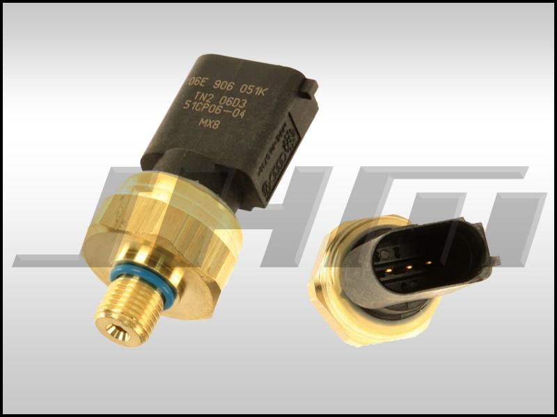 Fuel Pressure Sensor, Low Pressure Sensor (OEM) for B7-A4-RS4, B8 S4-S5 w/  FSI   Audi Fuel Pressure Diagram      JH Motorsports