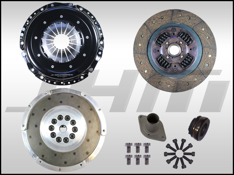 JHM R Series Lightweight Flywheel and Clutch Combo for B8 S4-S5 3 0T FSI