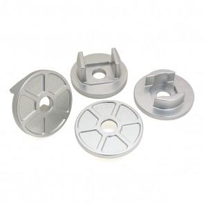 Billet Aluminum Rear Subframe Mount Insert Kit, B8/B8.5 Audi S4/RS4, S5/RS5, Q5/SQ5