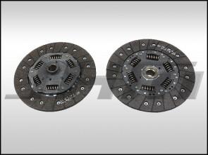 Clutch disc only - organic 240mm (LUK-OEM) B5 S4/RS4, C5 A6-allroad, B6-B7-A4-RS4