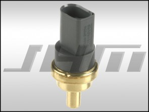 Coolant Temperature Sensor, 2-pin, G83 for Auxiliary Water Pump (ELTH-OEM) for B6-A4, B7-A4 2.0T, B7-RS4, B8 A4-A5 2.0T, B8 S4-S5, and more