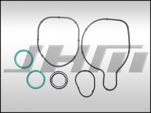 Water Pump and Thermostat Assembly Reseal Kit (JHM) for B6-B7 S4