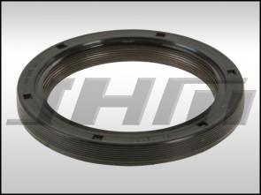 Crank Seal, Front or Crankshaft Seal, LATE (OEM) for B6-B7 S4-RS4, C5-allroad V8, S6-S8 V10
